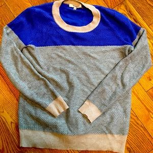 Madewell colourblock sweater